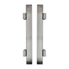 400mm Offset Stainless Steel Pull Handle (Pair)