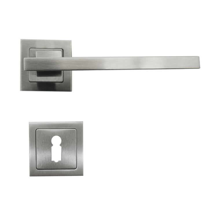 Stainless Steel Mortice Door Lever Handle - BHKOLARI