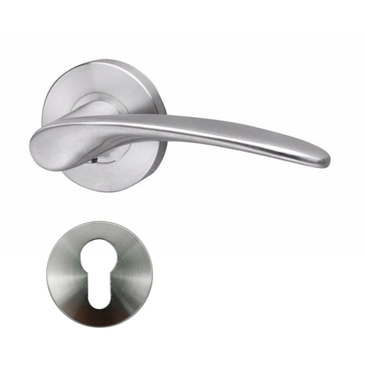 Solid Stainless Steel Lever Handle Mortice - BHMOLO