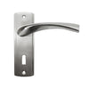 Mild Steel MV  Lever Handle -BHMV005