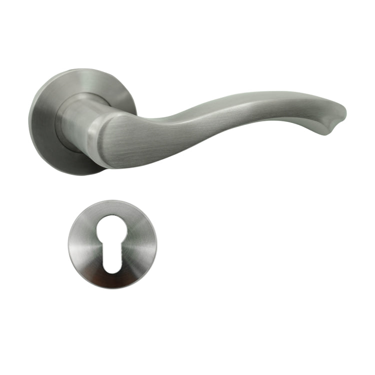 Form Stainless Steel Lever Handle Mortice - BHSALO