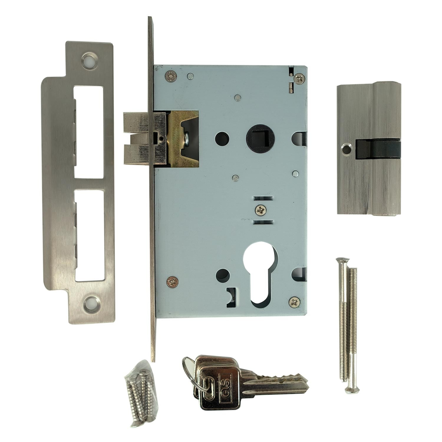 Double Cylinder Lock - BLCYLCR