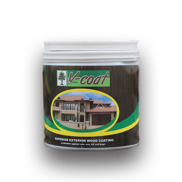 V-Coat Wood Sealer - Golden Brown