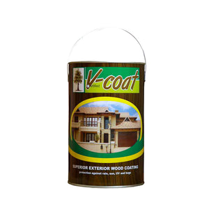 V-Coat Wood Sealer - Mahogany