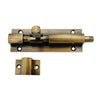 Heavy Duty Antique Brass Barrel Door Bolt 100mm