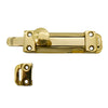 Brass Tower Door Bolt 100mm