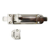 Door Satin Chrome Tower Door Bolt 100mm