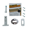 Van Acht Door Satin Chrome Barrel Door Bolt 55mm