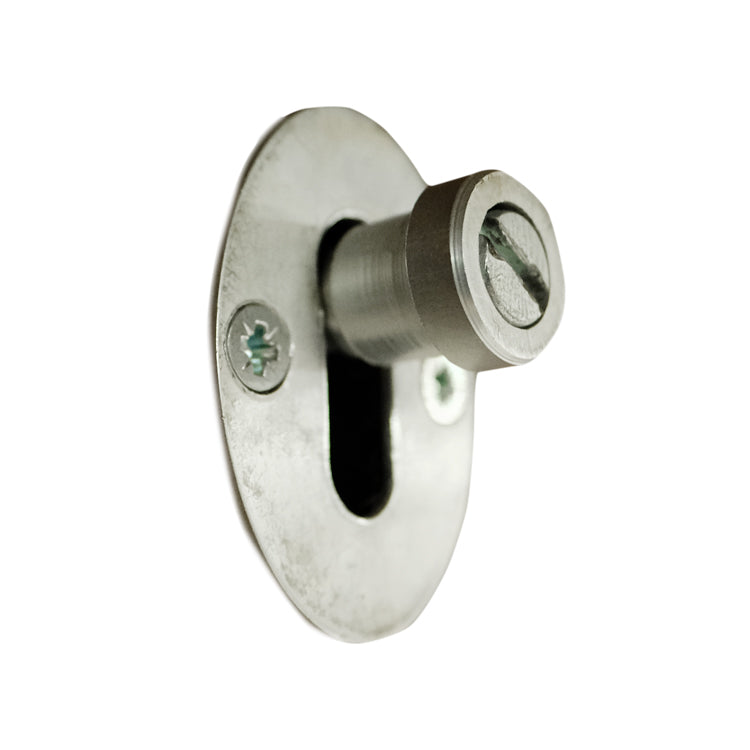 Van Acht Gold Barrel Door Bolt 55mm