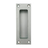 Aluminium Chrome Flush Pull (Each)