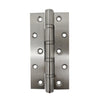 Pair Brass Bearing Hinge 150x75