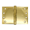 Pair Brass Projection Hinge 100x150