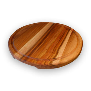 Cutting Board Kiaat Round