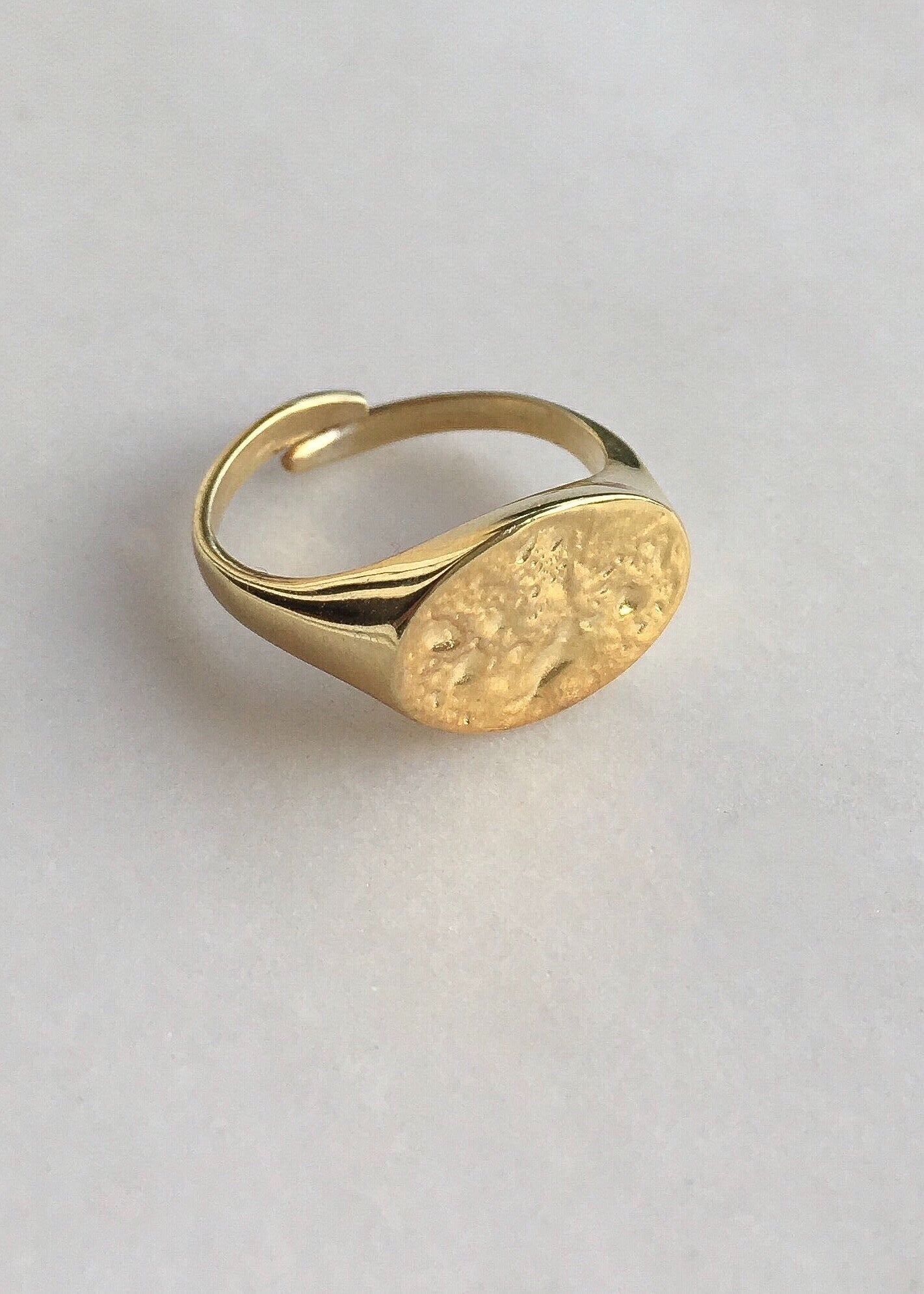 Sahara Oval Ring