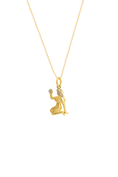 Zenais Goddess Necklace