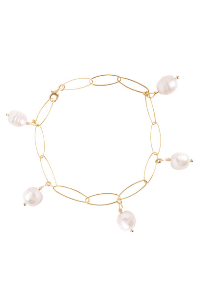 PEARLY ANKLET
