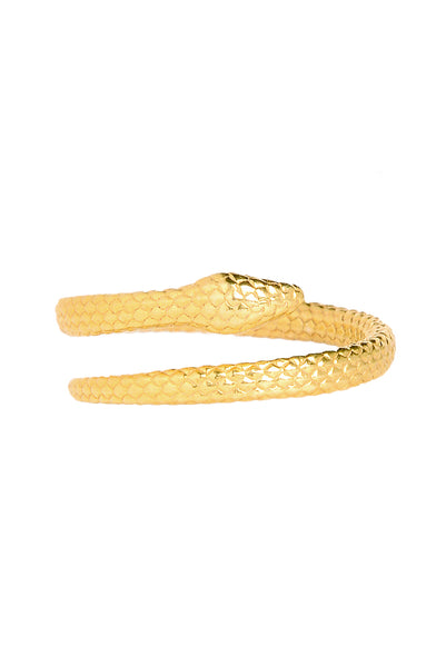 Python Ring - 14k Solid Gold