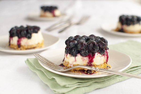 An Easy Blueberry-Corncake Terrine Recipe by Effie's