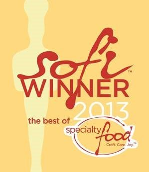 Effie's Cocoacakes is a sofi award winner