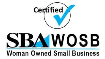 Certified SBA Women Owned Small Business