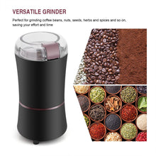 Load image into Gallery viewer, Greenlife Electric Coffee and Spice Grinder