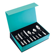 Amefa Dubarry 44 Piece Stainless Steel Cutlery Set - Luxury Gift Boxed