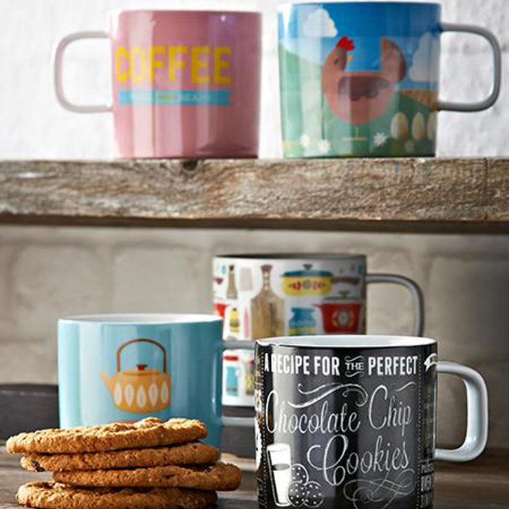Typhoon Bakery Shop Gift Mug