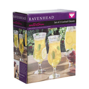 Ravenhead Entertain Set of 2 42cl Cocktail Glasses