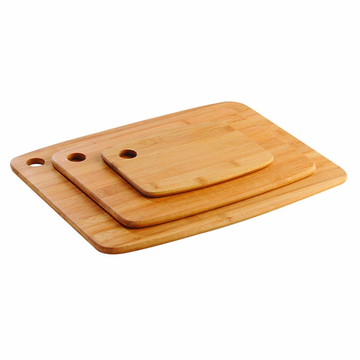 Mason Cash Essentials Set of 3 Bamboo Chopping Boards