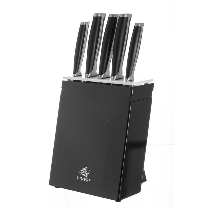 Viners Mode 5 Piece Knife Block Set