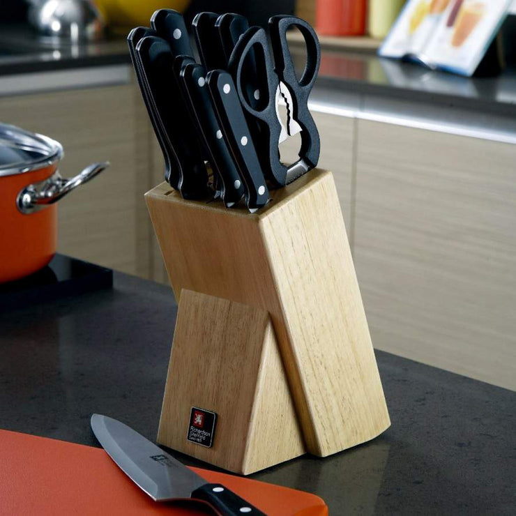 Richardson Sheffield Cucina 10 Piece Knife Block Set