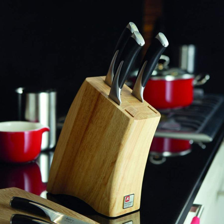 Richardson Sheffield Kyu 5 Piece Knife Block Set