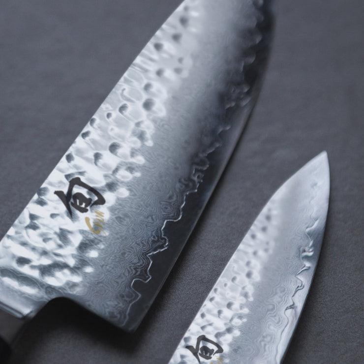 Kai Shun Premier VG10 32 Layer Damascus Steel 18 cm Japanese Santoku Knife