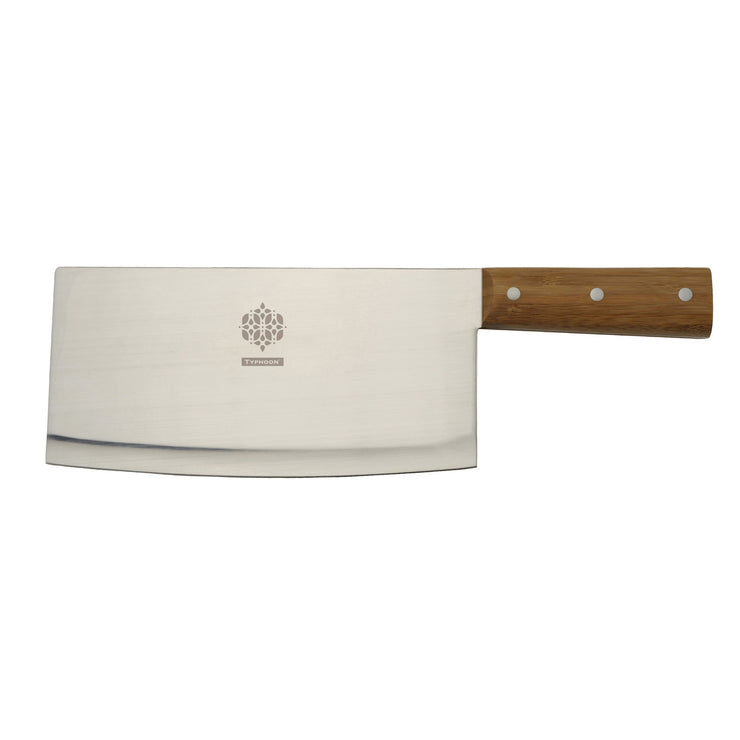 Typhoon Lotus Kitchen Cleaver Knife