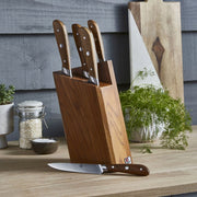 Richardson Sheffield Scandi 5 Piece Kitchen Knife Block Set
