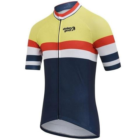Stolen Goat Men's Bodyline Engers Cycling Jersey
