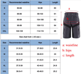 ARSUXEO Cycling Shorts ARSUXEO Outdoor Sports Men's MTB Cycling Shorts Mountain Bike Shorts