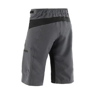 Bike cycle Shorts Arsuxeo Road MTB with Coolmax liner padded shorts Black-M