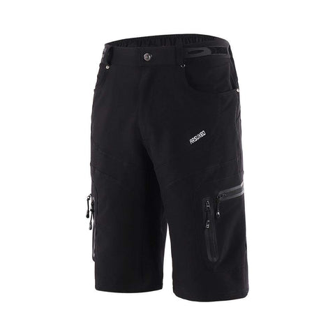 ARSUXEO Outdoor Sports Men's MTB Cycling Shorts Mountain Bike Shorts