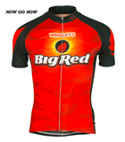 Big Red Cycling Cycling Jerseys Color SAME TO THE PHOTO 11 / XXS Big Red Cycling Jersey