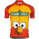 Elmo Sesame Street Road Cycling Jersey