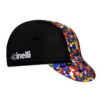 Cinelli Cork Caleido Cycling Cap