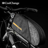 CoolChange Bicycle Bags & Panniers CoolChange Cycling Bag Waterproof Large Capacity Tube Bag