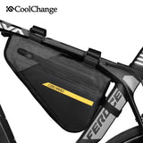 CoolChange Bicycle Bags & Panniers CoolChange Cycling Waterproof Pannier Portable Tools Bag