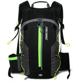 CoolChange Cycling Backpack Green CoolChange Cycling Ultralight Waterproof Portable Folding Backpack