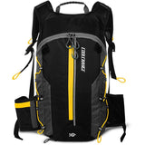 CoolChange Cycling Backpack Yellow CoolChange Cycling Ultralight Waterproof Portable Folding Backpack