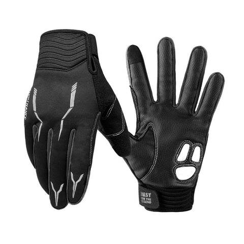 CoolChange Cycling Winter Thermal Full Finger GEL Gloves