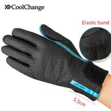 CoolChange Cycling Gloves CoolChange Cycling Full Finger Winter Waterproof Touch Screen Gloves
