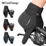 CoolChange Cycling Gloves CoolChange Cycling Winter Thermal Full Finger GEL Gloves