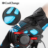 CoolChange Cycling Gloves CoolChange Cycling Winter Thermal Waterproof Long Finger Touch Screen Gloves